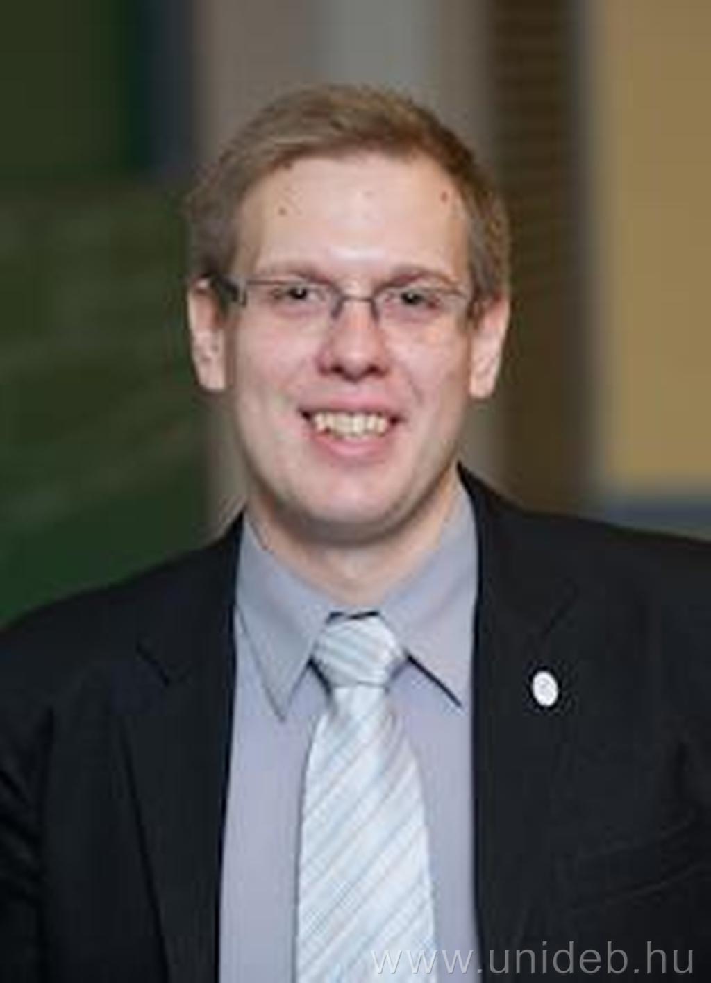 Dr. Zaccaria Márton Leó