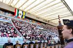 20210905 02 Tanévnyitó ünnepi szenátusi ülés a kuratóriumi elnökséggel, Nagyerdei Stadion, DE, BS